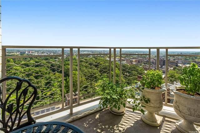 125-10 Queens Boulevard #2608, Kew Gardens, NY 11415 (MLS #3341487) :: Kendall Group Real Estate | Keller Williams