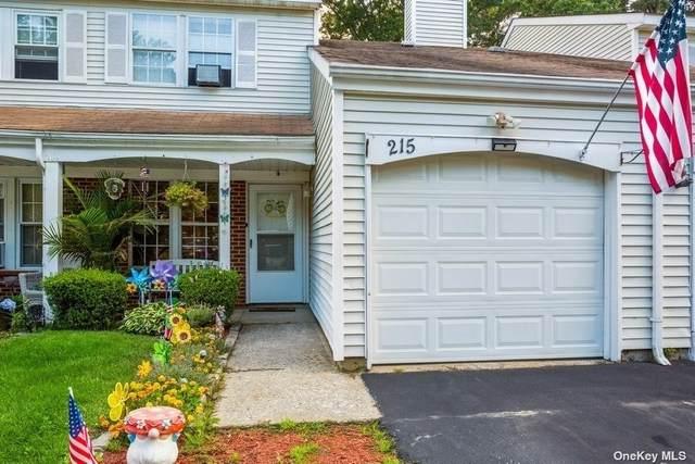 215 Ivy Meadow Ct #215, Middle Island, NY 11953 (MLS #3341927) :: Goldstar Premier Properties