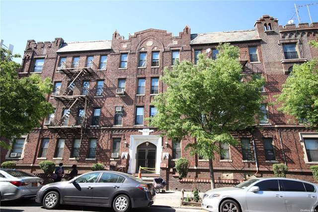 1405 Prospect Place A9, Crown Heights, NY 11213 (MLS #3342954) :: McAteer & Will Estates | Keller Williams Real Estate