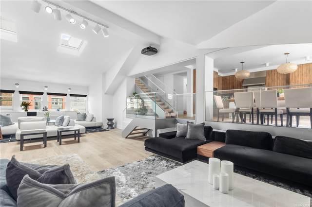 154 Spring Street Ph, New York, NY 10012 (MLS #3343990) :: Signature Premier Properties