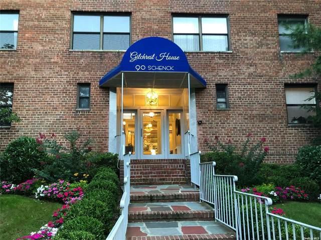 90 Schenck Avenue 2G, Great Neck, NY 11021 (MLS #3344669) :: McAteer & Will Estates | Keller Williams Real Estate