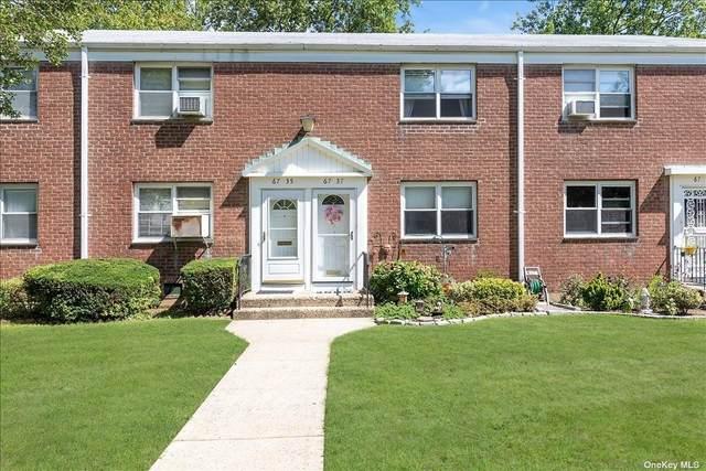 67-37 218th Street Duplex, Bayside, NY 11364 (MLS #3345079) :: Laurie Savino Realtor