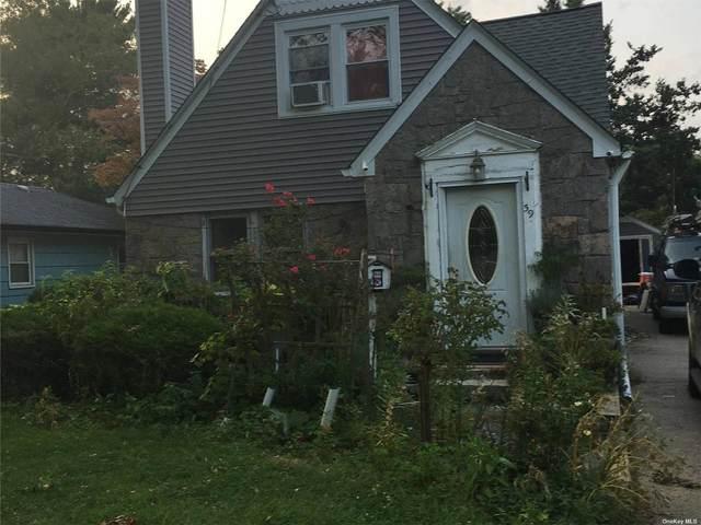 39 Lawson Street, Hempstead, NY 11550 (MLS #3345086) :: RE/MAX Edge
