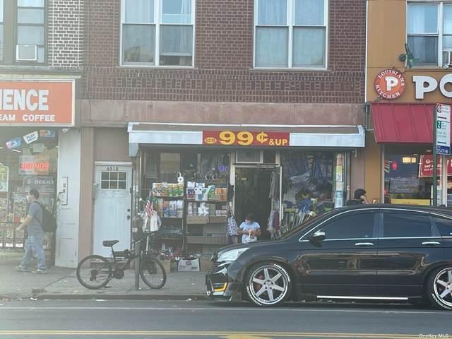 6518 18th Avenue, Bensonhurst, NY 11204 (MLS #3345779) :: Cronin & Company Real Estate
