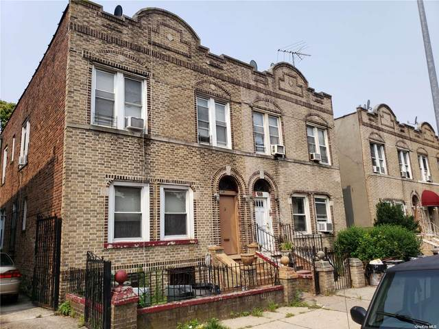 368 Rockaway Parkway, Brownsville, NY 11212 (MLS #3345807) :: Cronin & Company Real Estate