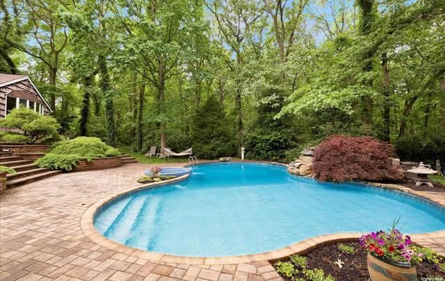 5 Hearthstone Drive, Dix Hills, NY 11746 (MLS #3345854) :: Cronin & Company Real Estate