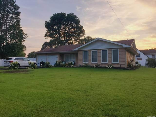 140 N Coleman Road, Centereach, NY 11720 (MLS #3345966) :: RE/MAX Edge