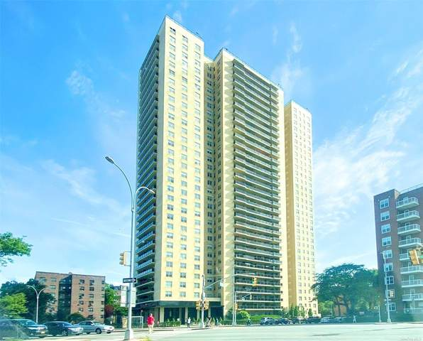 110-11 Queens Boulevard 5N, Forest Hills, NY 11375 (MLS #3345998) :: Laurie Savino Realtor