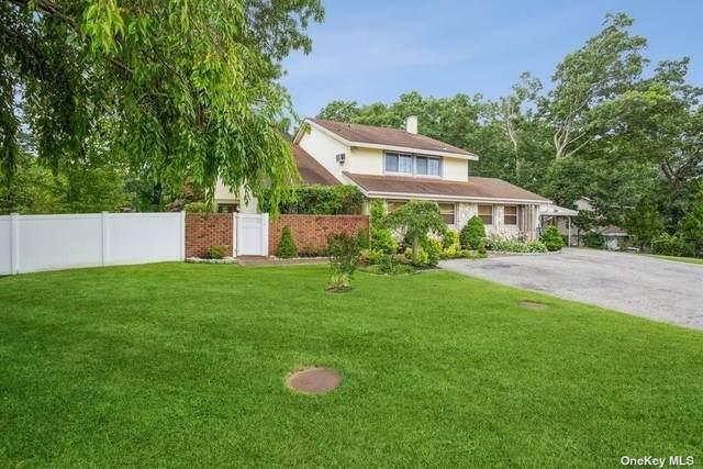 180 Granny Road, Farmingville, NY 11738 (MLS #3346025) :: Cronin & Company Real Estate