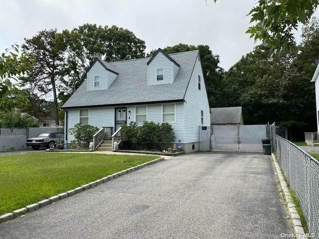 24 Johns Neck Road, Shirley, NY 11967 (MLS #3346197) :: The Home Team