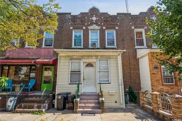 91-55 116th Street, Richmond Hill, NY 11418 (MLS #3346311) :: Carollo Real Estate