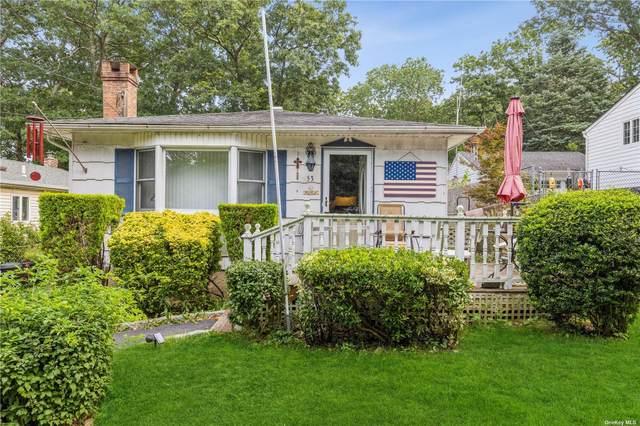53 Magnolia Drive, Rocky Point, NY 11778 (MLS #3346419) :: McAteer & Will Estates | Keller Williams Real Estate