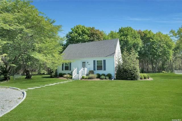 78 Jagger Lane, Westhampton, NY 11977 (MLS #3346603) :: Goldstar Premier Properties