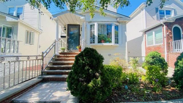 107-48 87th Street, Ozone Park, NY 11417 (MLS #3346619) :: Carollo Real Estate