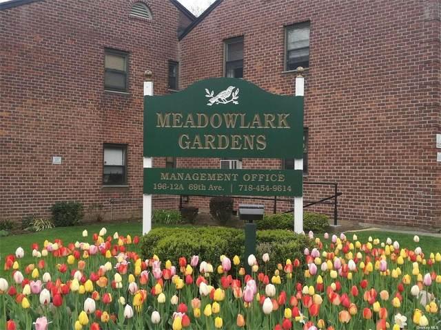 196-53 69 Avenue 1F, Fresh Meadows, NY 11365 (MLS #3346642) :: Nicole Burke, MBA | Charles Rutenberg Realty