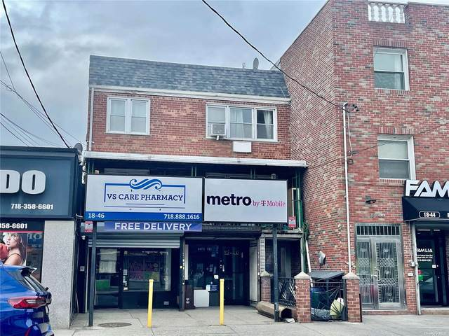 18-46 College Point Boulevard, College Point, NY 11356 (MLS #3346685) :: Carollo Real Estate