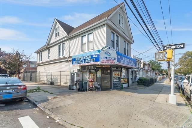89-20 Sutter Avenue, Ozone Park, NY 11417 (MLS #3346956) :: Carollo Real Estate