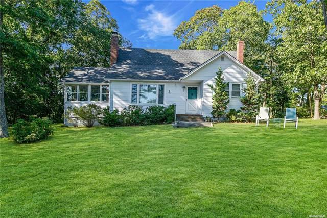 72 Shore Road, Hampton Bays, NY 11946 (MLS #3347001) :: Goldstar Premier Properties