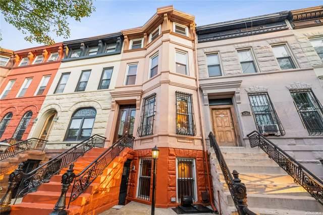 630 Macon Street, Bed-Stuy, NY 11233 (MLS #3347227) :: McAteer & Will Estates | Keller Williams Real Estate