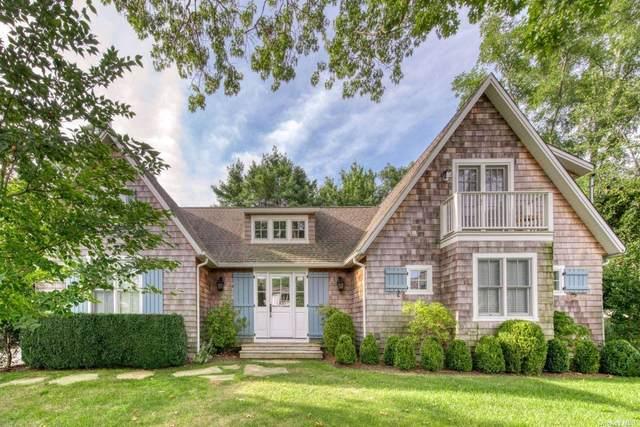 61 Redwood Road, Sag Harbor, NY 11963 (MLS #3347236) :: Goldstar Premier Properties