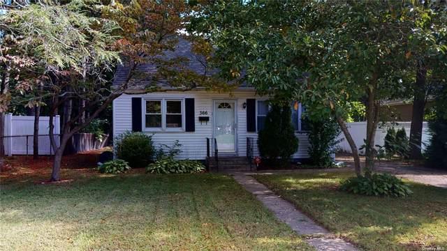 366 Auborn Avenue, Shirley, NY 11967 (MLS #3347303) :: McAteer & Will Estates | Keller Williams Real Estate