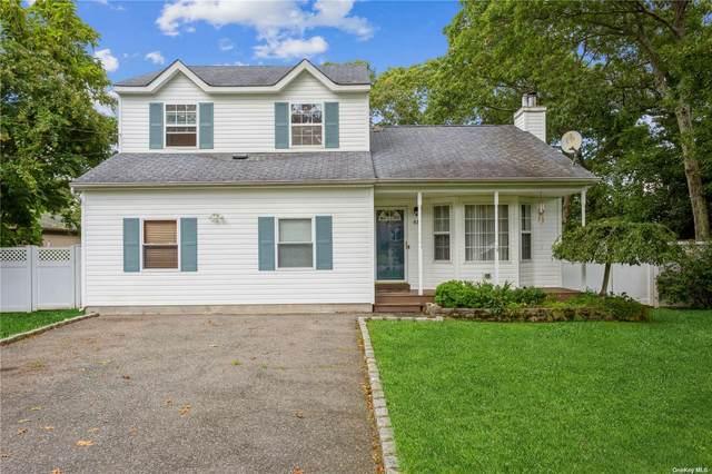 41 Iroquois Avenue, Selden, NY 11784 (MLS #3347310) :: McAteer & Will Estates | Keller Williams Real Estate