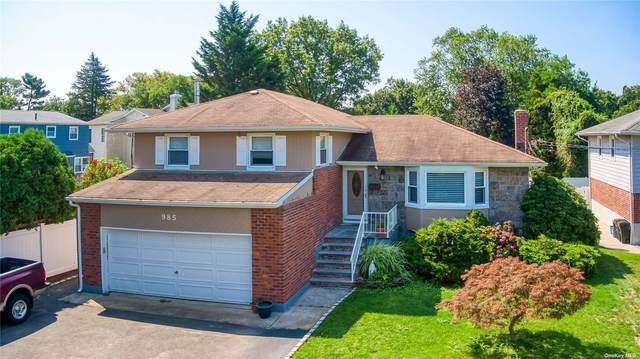 985 Mark Drive, N. Bellmore, NY 11710 (MLS #3347315) :: McAteer & Will Estates   Keller Williams Real Estate