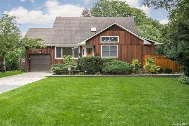 24 Amityville Road, Melville, NY 11747 (MLS #3347324) :: McAteer & Will Estates | Keller Williams Real Estate