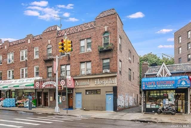 71-02 35th Avenue, Jackson Heights, NY 11372 (MLS #3347399) :: Goldstar Premier Properties