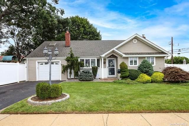 5 Merle Lane, Massapequa Park, NY 11762 (MLS #3347438) :: Kendall Group Real Estate | Keller Williams
