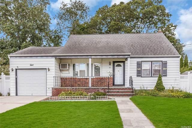 61 Sunset Avenue, Farmingdale, NY 11735 (MLS #3347504) :: Barbara Carter Team