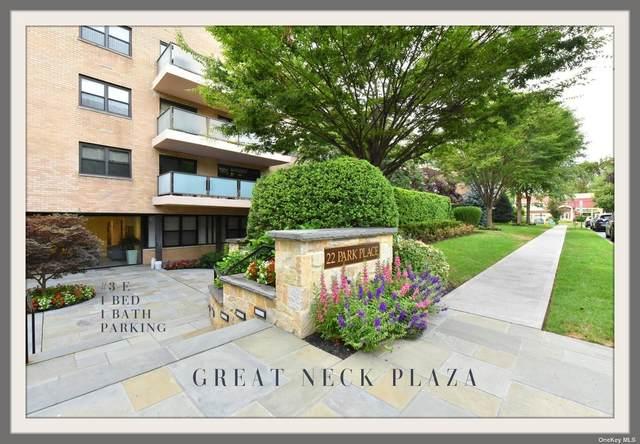 22 Park Place 3-E, Great Neck, NY 11021 (MLS #3347522) :: Laurie Savino Realtor
