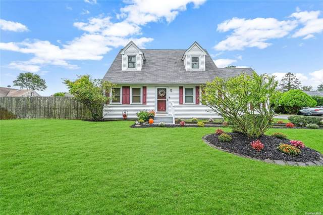 78 Park Drive, Mastic Beach, NY 11951 (MLS #3347588) :: Signature Premier Properties