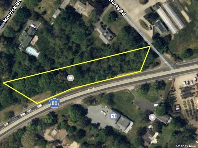 V/L Montauk Highway, East Moriches, NY 11940 (MLS #3347650) :: Signature Premier Properties