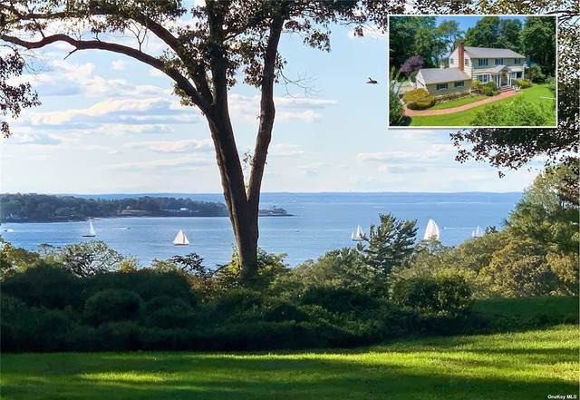 1 Smugglers Cove, Lloyd Harbor, NY 11743 (MLS #3347661) :: Corcoran Baer & McIntosh