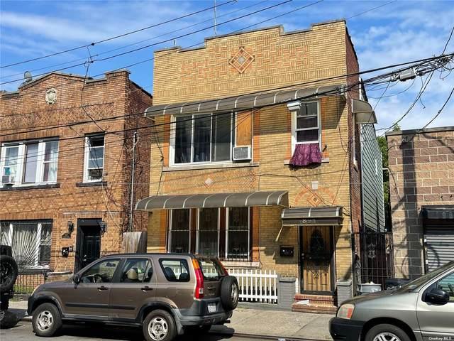891 Liberty Avenue, Cypress Hills, NY 11208 (MLS #3347899) :: Mark Boyland Real Estate Team