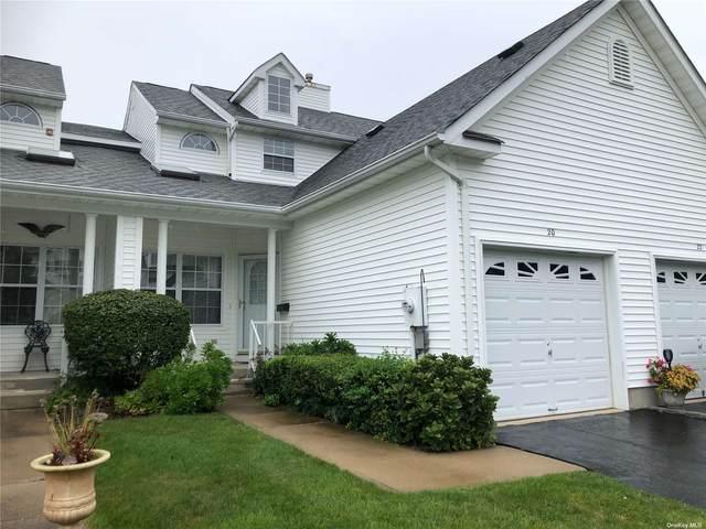 20 Brookville Way #20, Manorville, NY 11949 (MLS #3347936) :: Goldstar Premier Properties