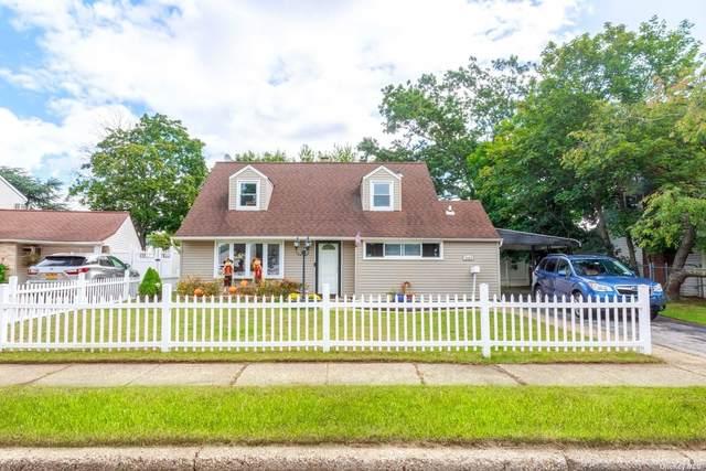 2469 1st Street, East Meadow, NY 11554 (MLS #3347948) :: Cronin & Company Real Estate