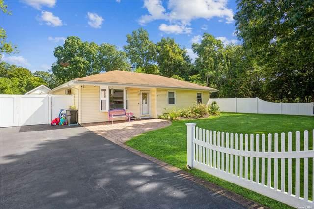 19 Pinetree Drive, Shirley, NY 11967 (MLS #3347958) :: Signature Premier Properties