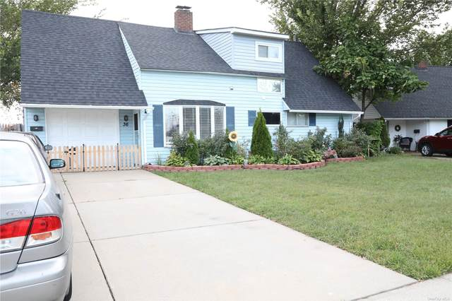 36 Grassy Lane, Levittown, NY 11756 (MLS #3348019) :: Signature Premier Properties