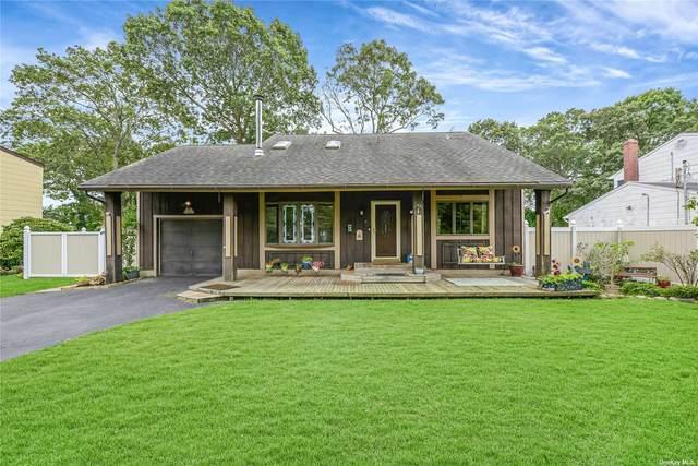60 Westwood Drive, Shirley, NY 11967 (MLS #3348025) :: Signature Premier Properties