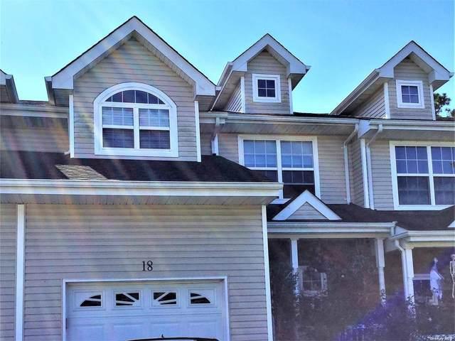 18 Terrace Lane #18, Patchogue, NY 11772 (MLS #3348224) :: Laurie Savino Realtor