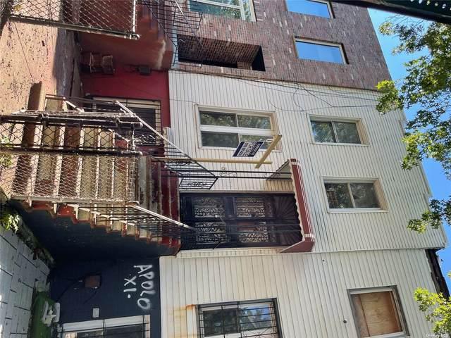 83 Cooper St., Bushwick, NY 11207 (MLS #3348395) :: Mark Boyland Real Estate Team