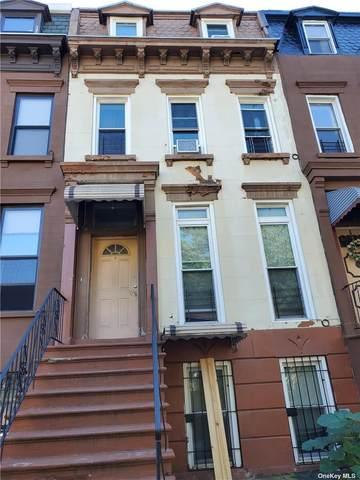 462 Jefferson Avenue, Bed-Stuy, NY 11233 (MLS #3348472) :: Mark Boyland Real Estate Team