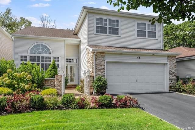 42 Hamlet Drive, Hauppauge, NY 11788 (MLS #3348544) :: Goldstar Premier Properties