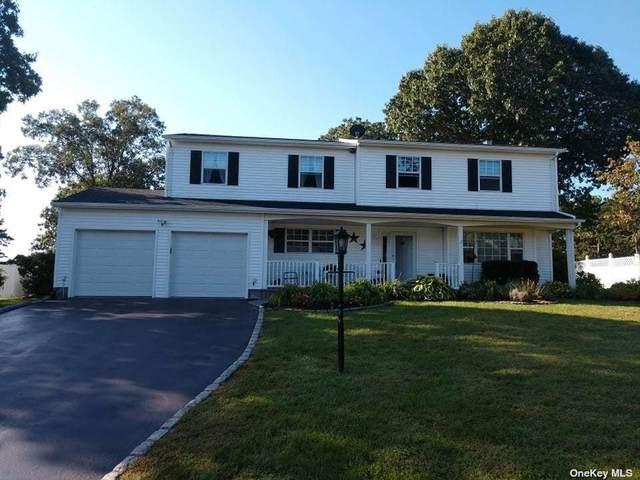 66 Old Selden Stage Road, Selden, NY 11784 (MLS #3348696) :: Kendall Group Real Estate | Keller Williams