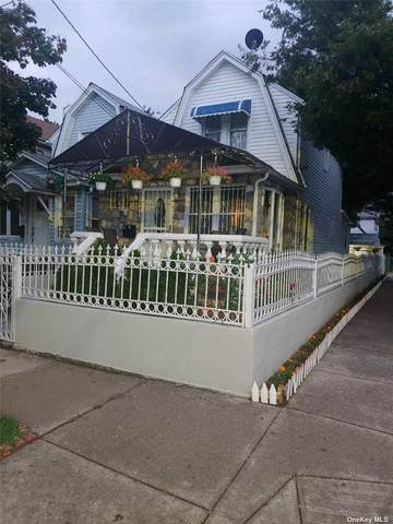 139-02 Glassboro Avenue, Jamaica, NY 11435 (MLS #3348770) :: The Home Team