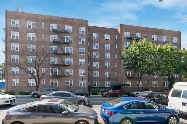 7510 Yellowstone Boulevard 4L, Rego Park, NY 11374 (MLS #3350179) :: Cronin & Company Real Estate