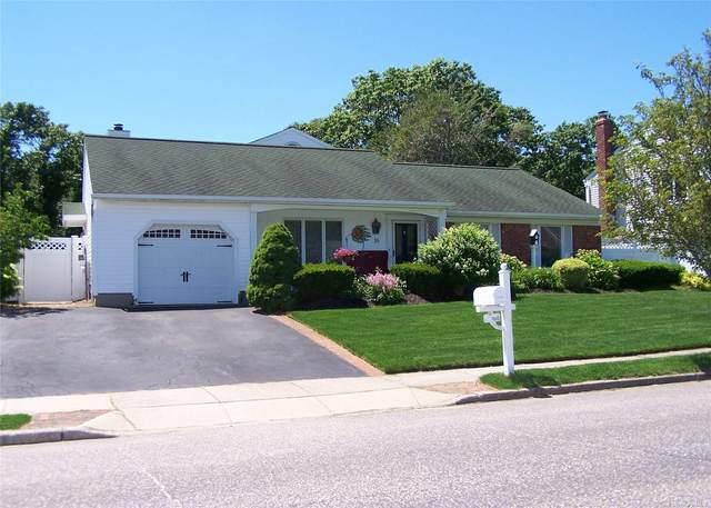 16 Singingwood Drive, Holbrook, NY 11741 (MLS #3350231) :: Corcoran Baer & McIntosh