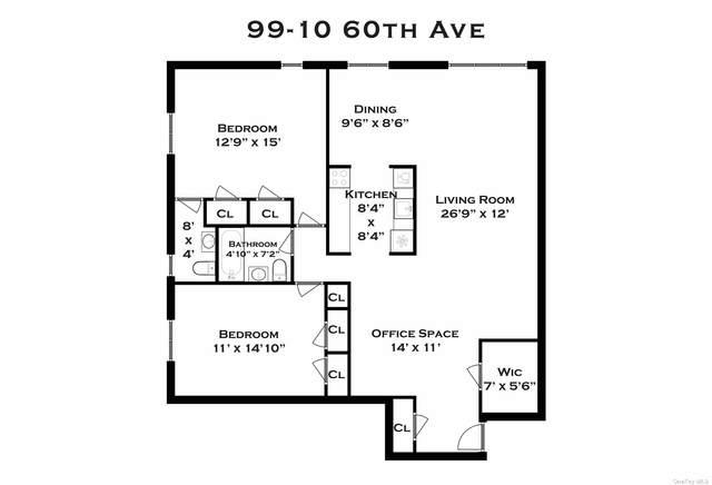 99-10 60th Avenue 5J, Corona, NY 11368 (MLS #3350447) :: Frank Schiavone with Douglas Elliman